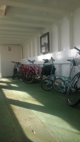 Bikes/Ferry